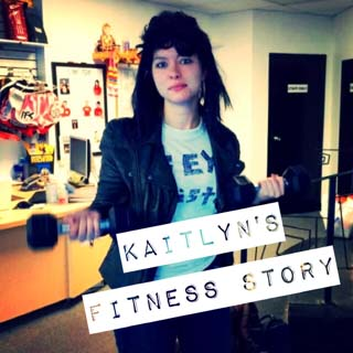 Meet Kaitlyn, our July 2015 Fitness Story! (prev. Bootcamper of the Month)