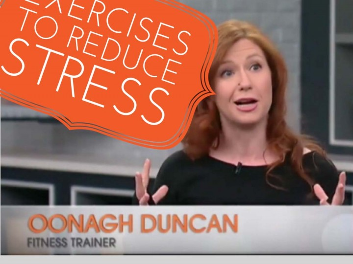 Exercises to reduce STRESS