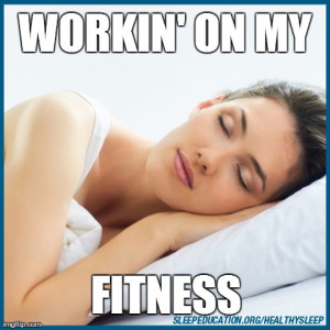 healthy-sleep-fitness-meme
