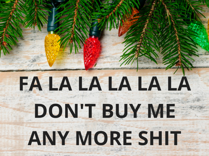Less Stuff, More Buff: A healthy gift guide for you and the planet!