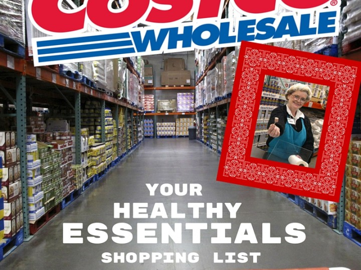 Your Healthy Essentials Costco Shopping List