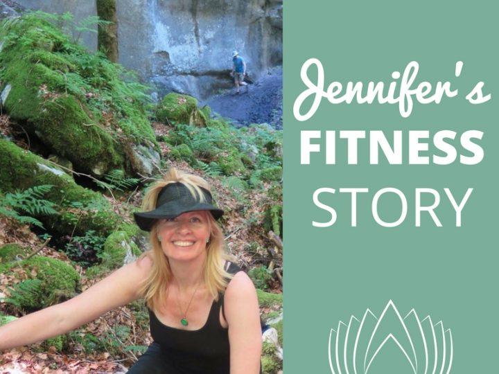 Jennifer's Fitness Story