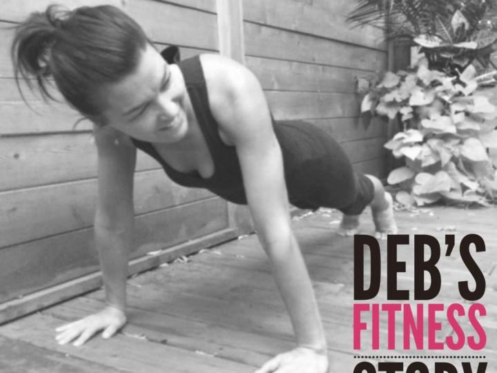 Deb's Fitness Story