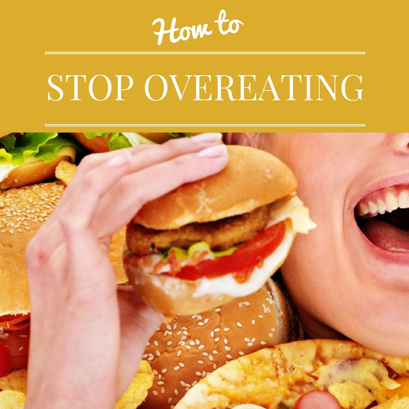 How to Stop Overeating   Fit Feels Good