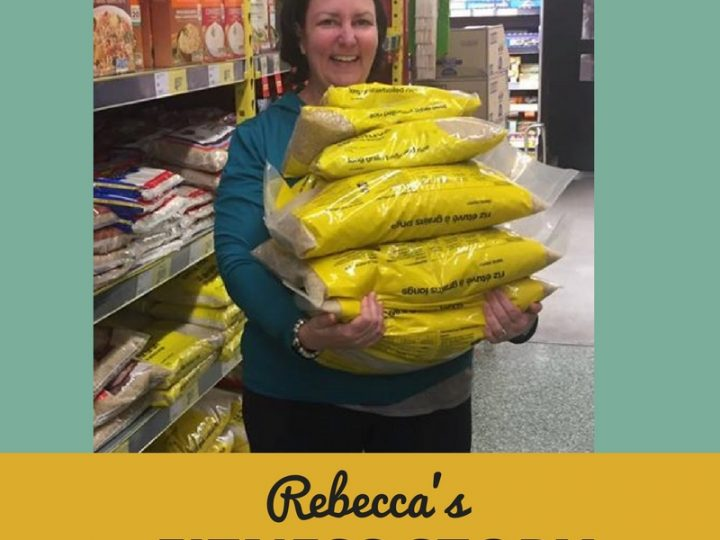 Rebecca's Fitness Story